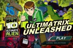 Ben 10 Ultimatrix Unleashed