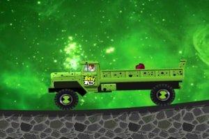 Ben Ten Aliens Truck