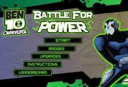 Ben 10 Battle for Power