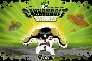 Ben Ten Cannonbolt Strikes