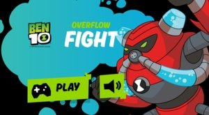 Ben 10 Overflow Fight