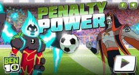 Ben 10 Penalty Power