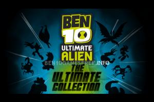 Ben 10 Ultimate Alien Collection