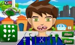 Ben 10 Goes to Dentist