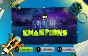 Ben 10 Galactic Champions