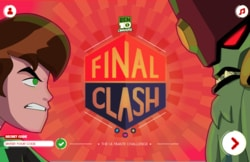 Ben 10 Final Clash: Omniverse Game