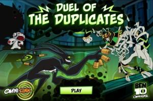 Ben 10 Duel of Duplicates